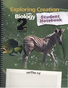 Exploring Creation w/ Biology Student Notebook