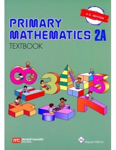 Singapore Math Grade 2 Textbook 2A