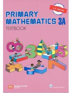 Singapore Math Grade 3 Textbook 3A