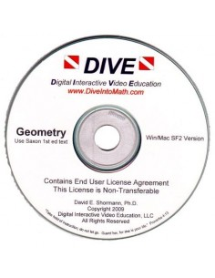 Geometry (1st ed) DIVE Into Math CD