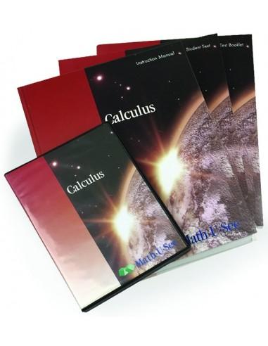 Math-U-See Calculus Instruction Pack