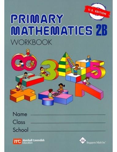 Singapore Math Grade 2 Workbook 2B