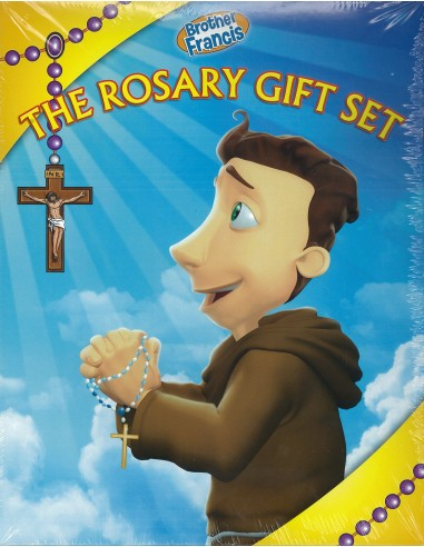 Brother Francis: The Rosary Gift Set