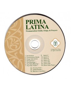 Prima Latina: Pronunciation CD