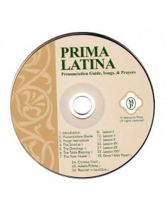 Prima Latina: Pronunciation CD