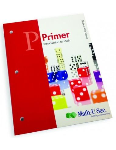Math-U-See Primer Student Workbook