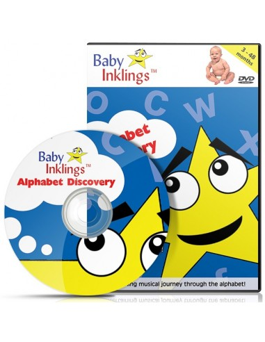 Baby Inklings Alphabet Discovery