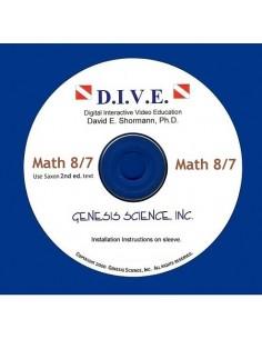 Math 87 (2nd ed) Dive Into Math CD