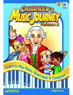 Children's Musical Journey Vol. 2 Software