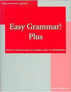 Easy Grammar Plus Teacher Edition