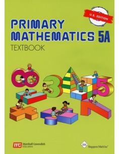 Singapore Math Grade 5 Textbook 5A