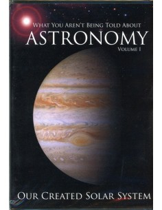 Our Created Solar System DVD