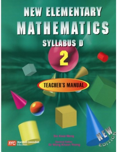 Singapore Math Grade 8 Teach. Manual (level 2)
