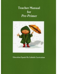 Teacher Manual for Pre-Primer