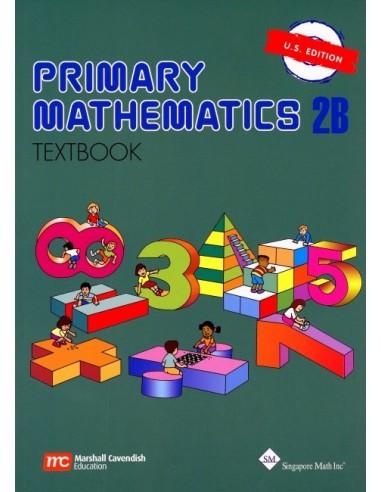 Singapore Math Grade 2 Textbook 2B
