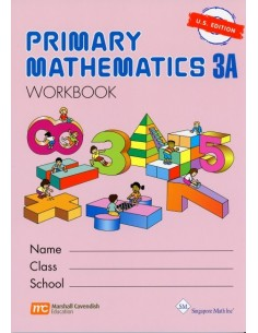 Singapore Math Grade 3 Workbook 3A