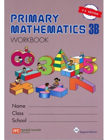 Singapore Math Grade 3 Workbook 3B