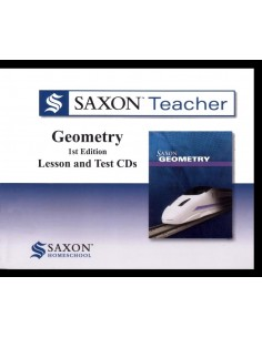 Saxon Teacher Geometry (1st ed.)