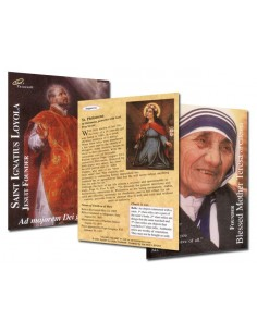 Holy Traders Set No. 4 Saint Trading Cards