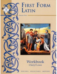 First Form Latin Student Wkbk