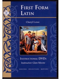 First Form Latin 3 DVD Set