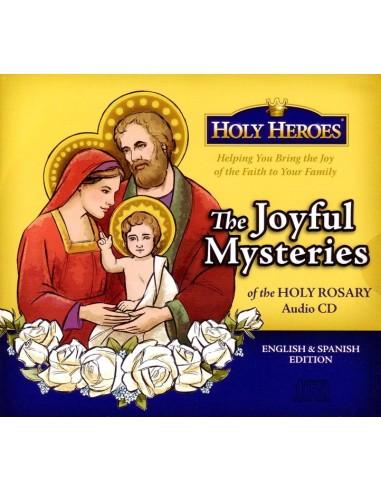Holy Heroes CD: The Joyful Mysteries