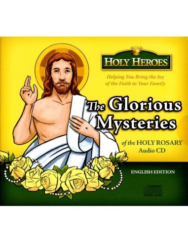 Holy Heroes CD: The Glorious Mysteries