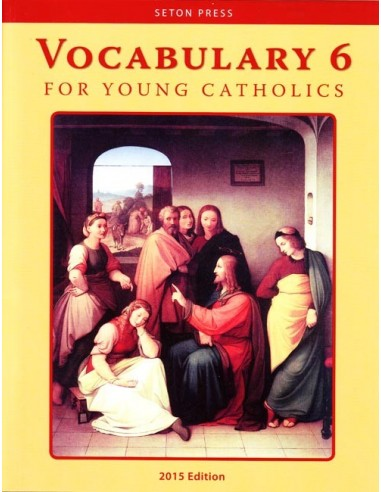 Vocabulary 6 for Young Catholics