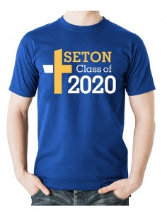 Seton Class of 2020 T-Shirt Adult Large