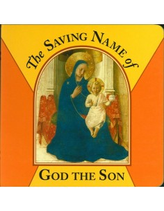 The Saving Name of God the Son (8x8)