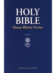 Douay-Rheims Quality Paperback Bible
