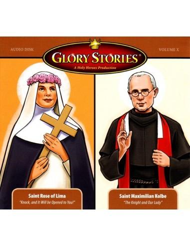 Glory Stories: St. Rose & St Maximilian Kolbe