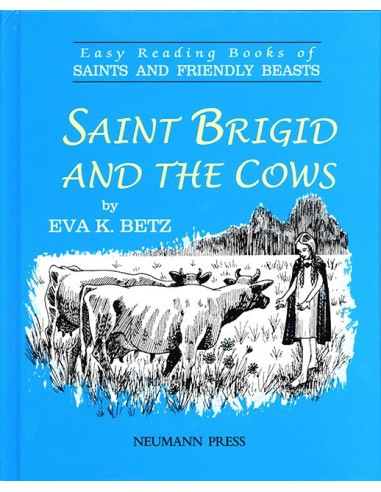St. Brigid and the Cows