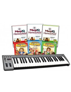Complete CMJ 3 Vol Set with Keyboard
