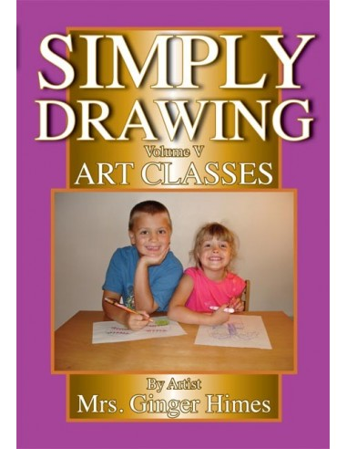 Simply Drawing Vol. 5 Art Classes (Bible and Saints)