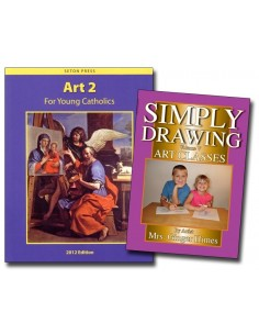 Art 2 for Young Catholics with Companion DVD