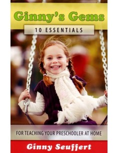 Ginny's Gems: Teaching Your Preschooler