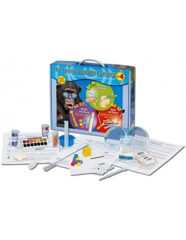 Young Scientist Club Set 4