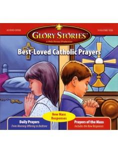 Glory Stories: Best-Loved Catholic Prayers CD