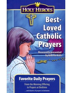 Best-Loved Catholic Prayers Booklet