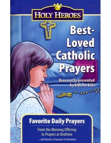 Best-Loved Catholic Prayers Booklet