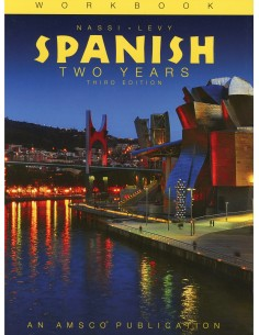 Amsco Spanish Two Years (Third Edition)