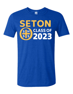 Seton Class of 2023 T-Shirt Adult Medium