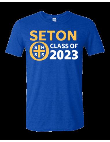 Seton Class of 2023 T-Shirt Adult Medium