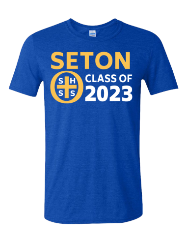 Seton Class of 2023 T-Shirt Adult Large
