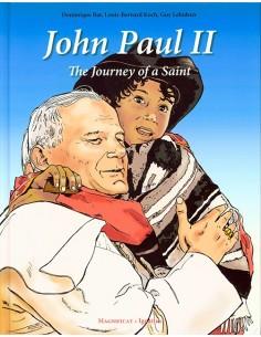 John Paul II: The Journey of a Saint Graphic Novel