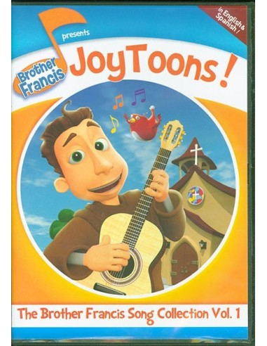 Brother Francis DVD: Joy Toons