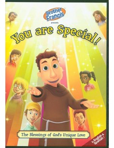 Brother Francis DVD: You Are Special