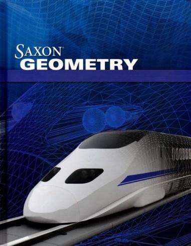 Saxon Geometry Text