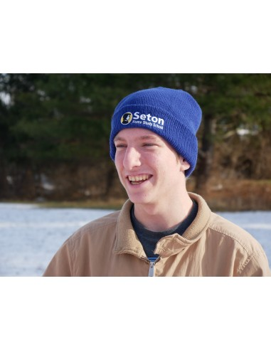 S.H.S.S. Knit Beanie with Cuff